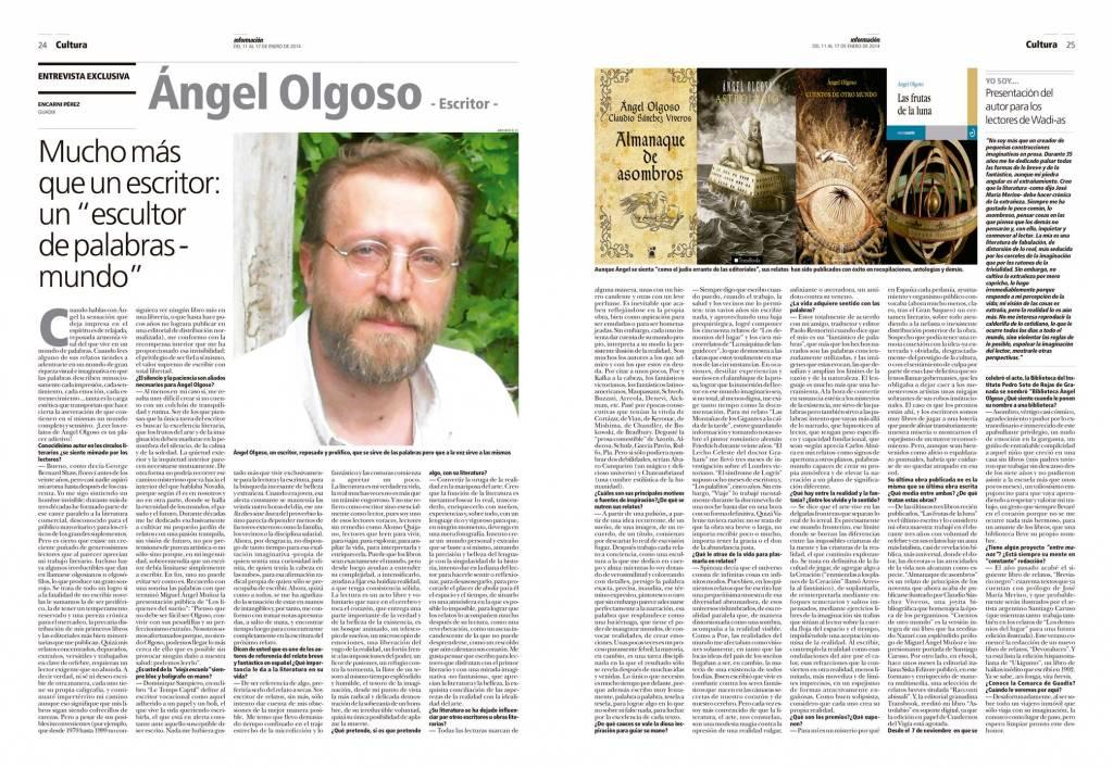 Cuentos de otro mundo - Ángel Olgoso - Wadi-as