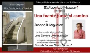 Una fuente junto al camino - Susana R. Miguélez - El Volander