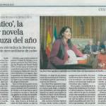 Premio Andalucía de la Crítica - El Mundo