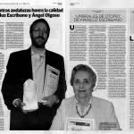Premio Andalucía de la Crítica - Ideal