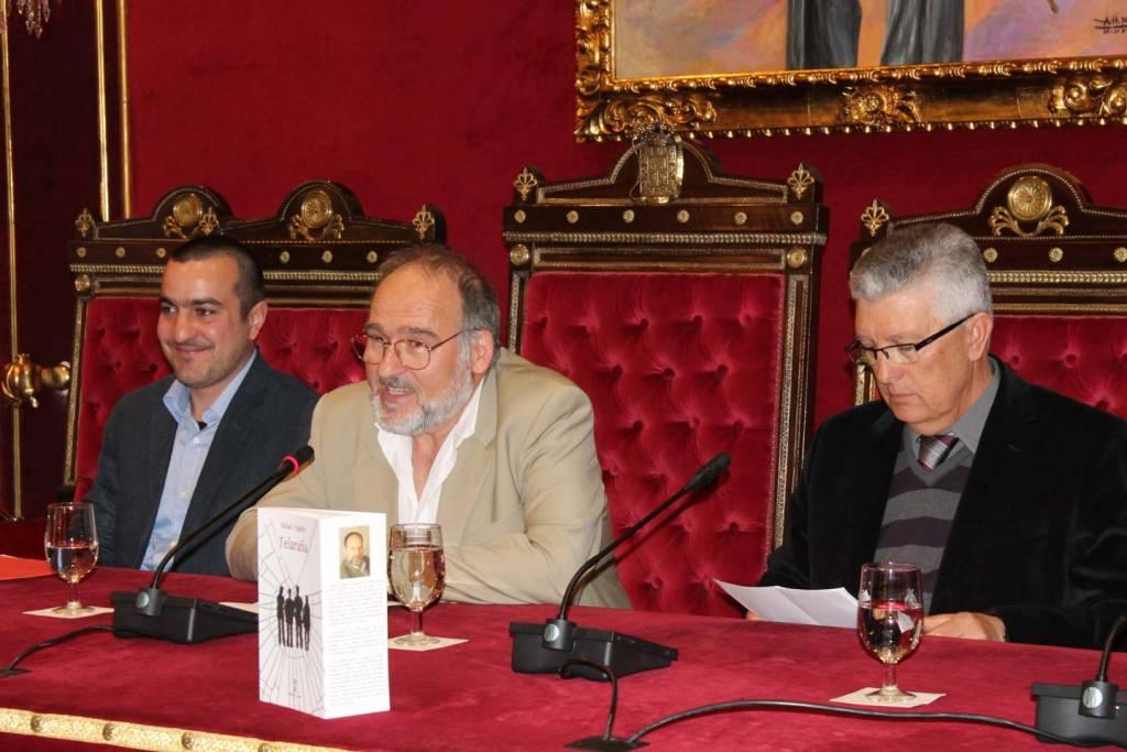 Telaraña - Rafael Vidarte - Granada 02