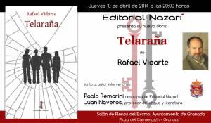 Telaraña - Rafael Vidarte - Granada