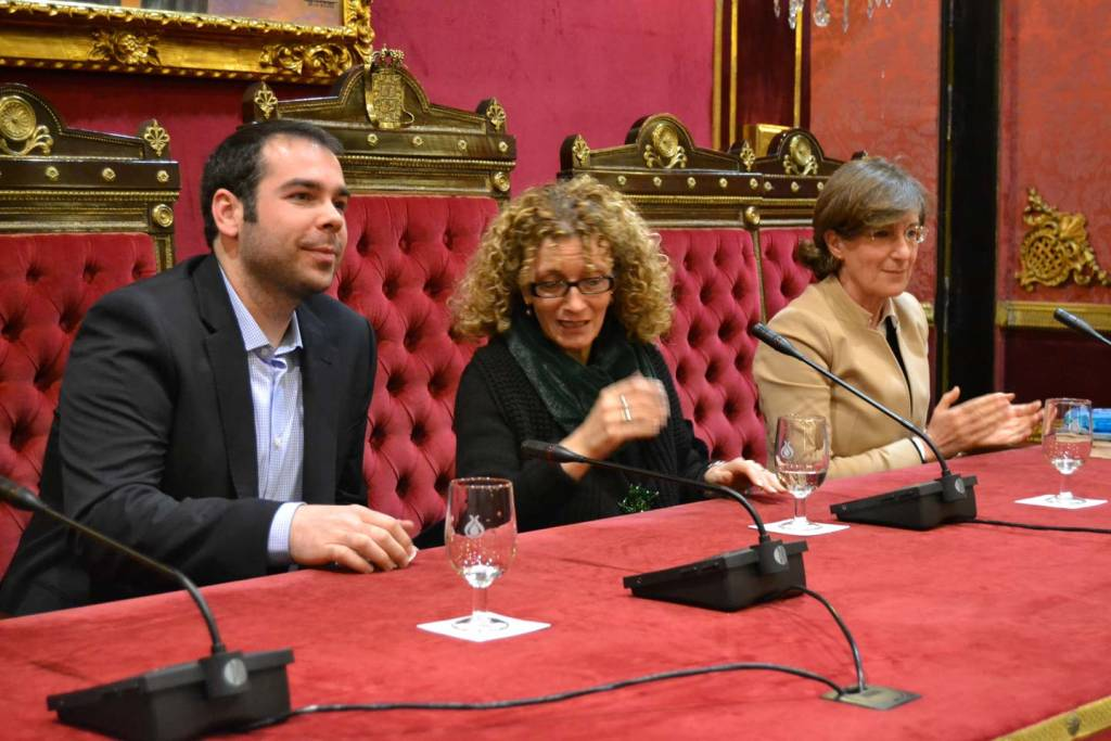 El falsificador de la Alcazaba - Carolina Molina - Granada 04