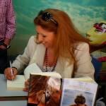 María Serralba - Gabriel Terol - Feria del Libro de Alicante 02