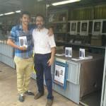 Nunca es tarde - Ángel Marqués Valverde - Feria del Libro de Galapagar 07