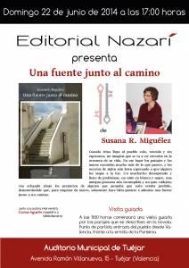 Una fuente junto al camino - Susana R. Miguélez - Tuéjar