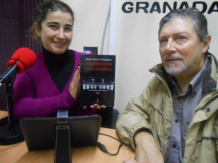 Asesinato en la Alhambra - Juan Torres Colomera - La Voz de Granada