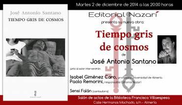 'Tiempo gris de cosmos' en Almería