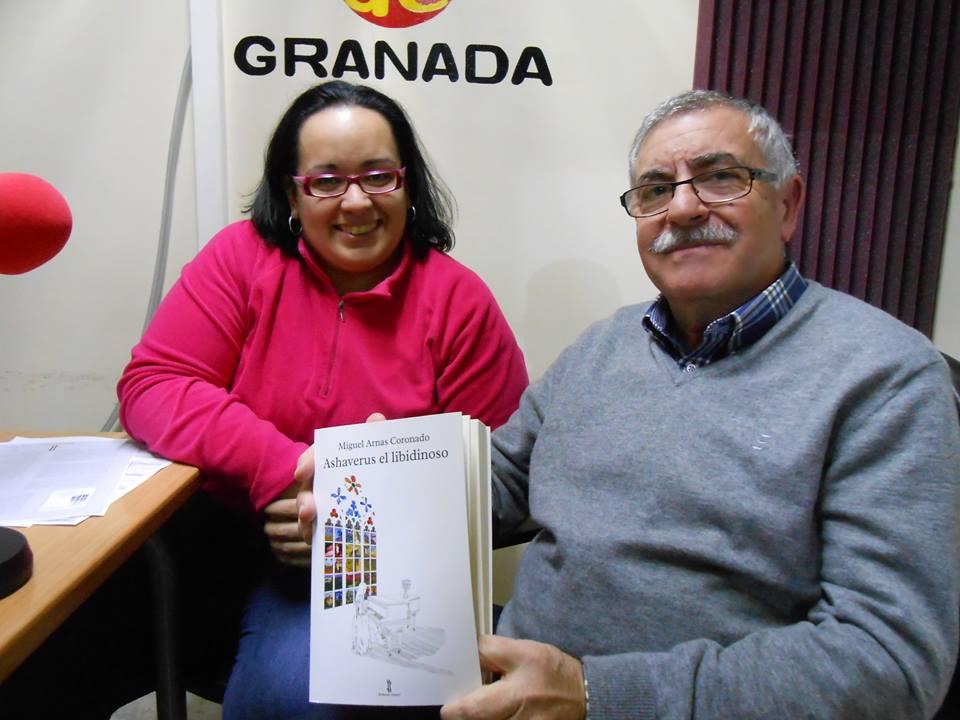 Ashaverus el libidinoso - Miguel Arnas Coronado - La Voz de Granada