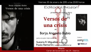 'Versos de una crisis' en Valencia