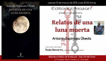 'Relatos de una luna muerta' en Granada