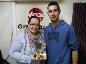 Donde lloran los dragones - Ismael Contreras Carmona - La Voz de Granada