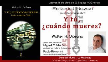 'Y tú, ¿cuándo mueres?' en Granada