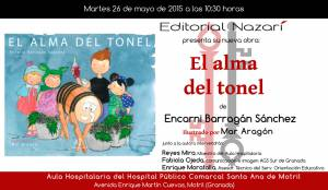 El alma del tonel - Encarni Barragán - Aula Hospitalaria de Motril