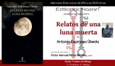 'Relatos de una luna muerta' en Málaga