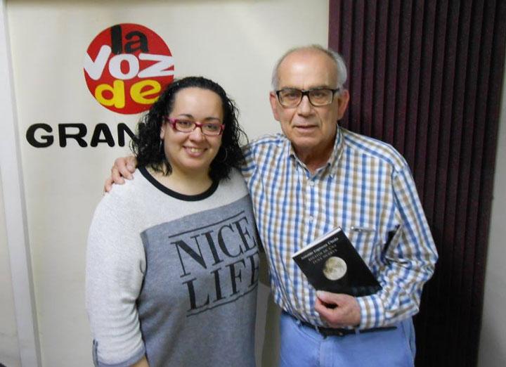 Relatos de una luna muerta - Antonio Espinosa Úbeda - La Voz de Granada