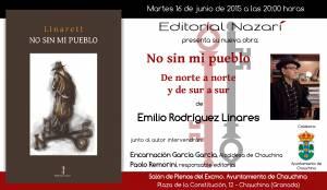 No sin mi pueblo - Emilio Rodríguez Linares - Chauchina