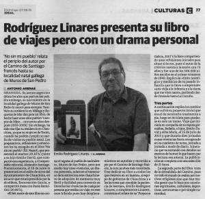 No sin mi pueblo - Emilio Rodríguez Linares - Ideal