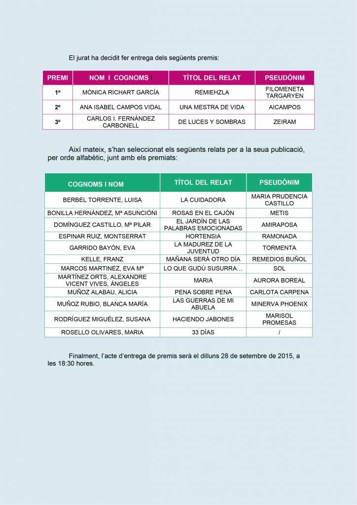 Susana R. Miguélez - XIV Certamen de Narrativa Breve de Valencia 02