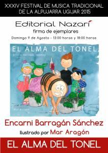 El alma del tonel - Encarni Barragán - Festival de Música Tradicional de la Alpujarra