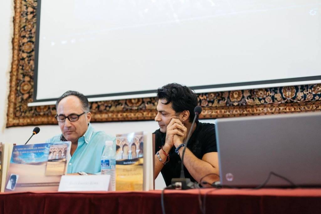 El legado del príncipe de Cachemira - Reza Emilio Juma - Córdoba 03