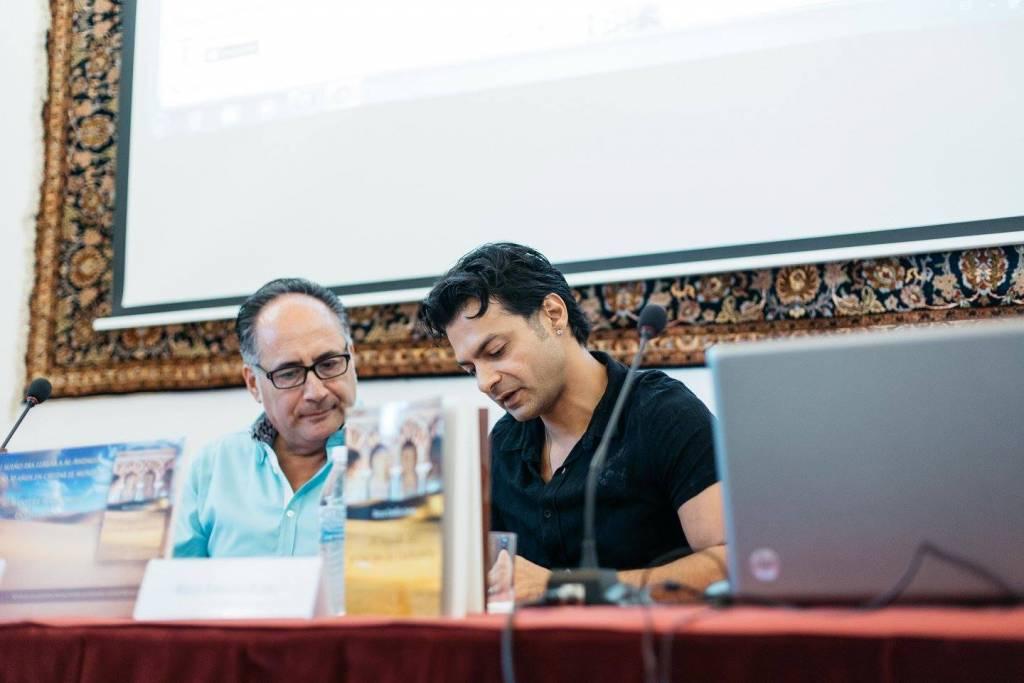 El legado del príncipe de Cachemira - Reza Emilio Juma - Córdoba 04