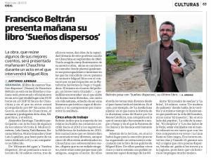 Sueños dispersos - Francisco Beltrán Sánchez - Ideal