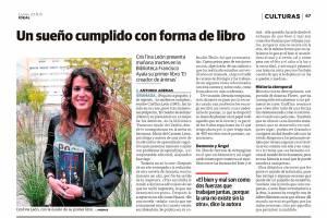 El creador de ánimas - Cristina León Lopa - Ideal