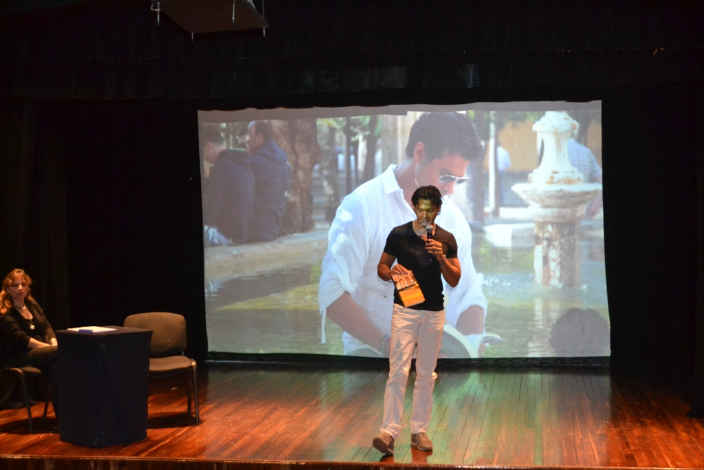 El legado del príncipe de Cachemira - Reza Emilio Juma - Cozumel 07