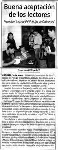 El legado del príncipe de Cachemira - Reza Emilio Juma - Diario de Quintana Roo