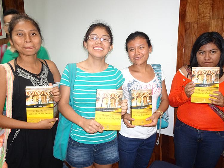 El legado del príncipe de Cachemira - Reza Emilio Juma - Oaxaca 09