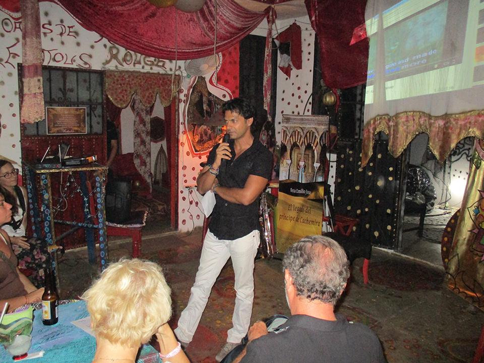 El legado del príncipe de Cachemira - Reza Emilio Juma - Playa del Carmen 0