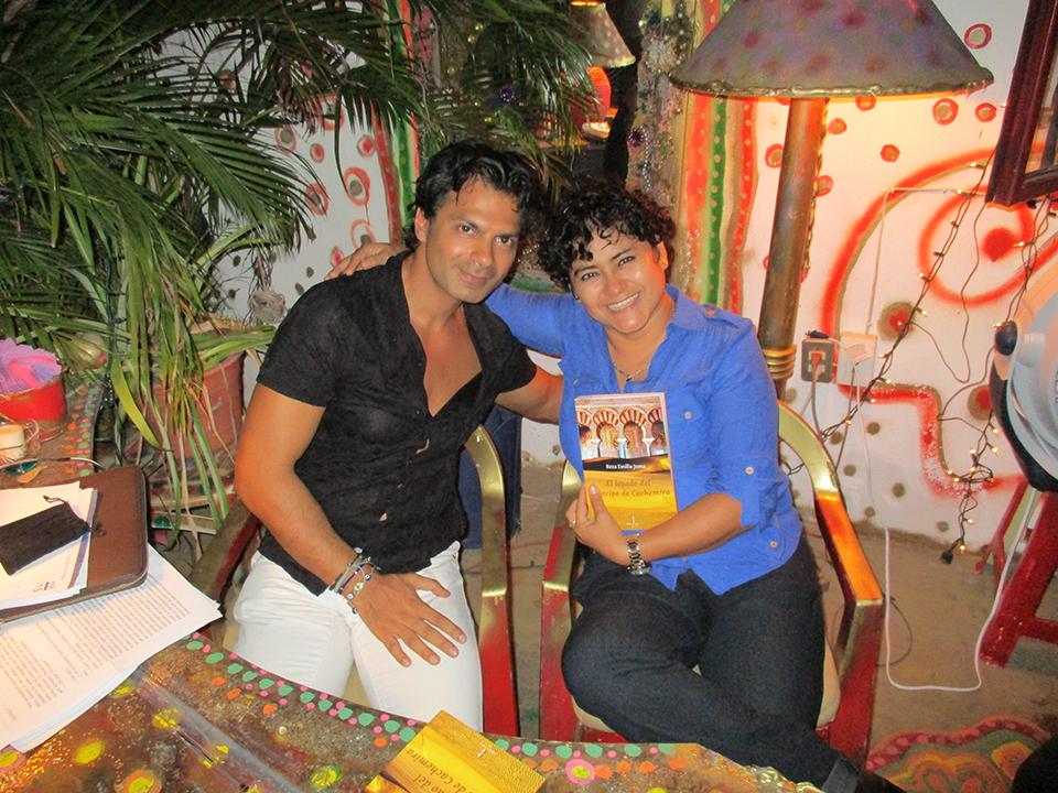 El legado del príncipe de Cachemira - Reza Emilio Juma - Playa del Carmen 06