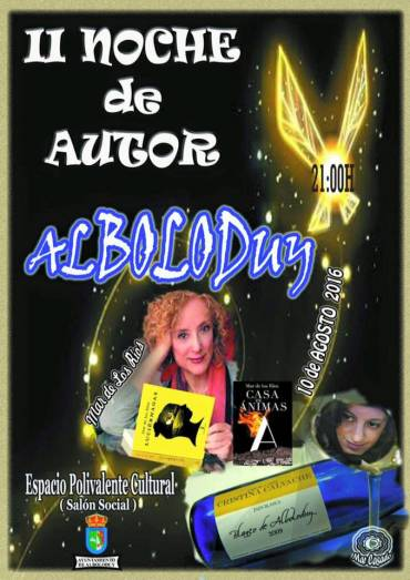 'Luciérnagas' en Alboloduy