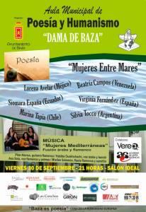 Aula de poesía y humanismo Dama de Baza - Marina Tapia