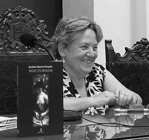 Entrevista a Josefina Martos Peregrín