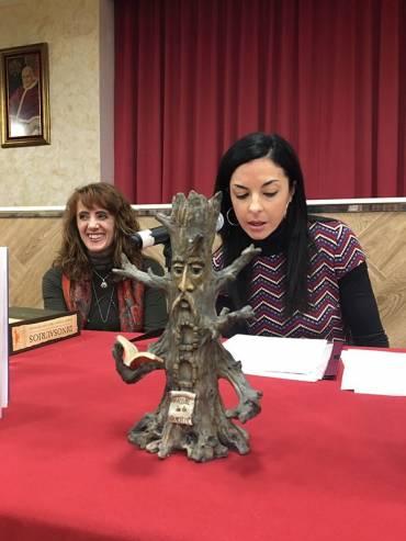 Valoración de Mª Mar Vinuesa García tras el encuentro de los alumnos del CDP Juan XXIII-Cartuja con Victoria E. Muñoz Jiménez