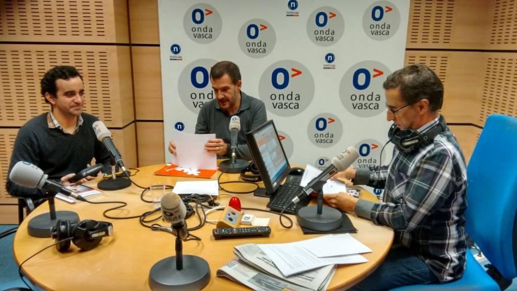 Segundas oportunidades - Guillermo Gómez - Onda Vasca