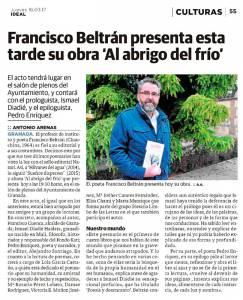 Al abrigo del frío - Francisco Beltrán - Ideal