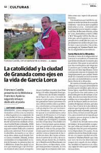 Lorca luces y sombras - Francisco Castilla - Ideal