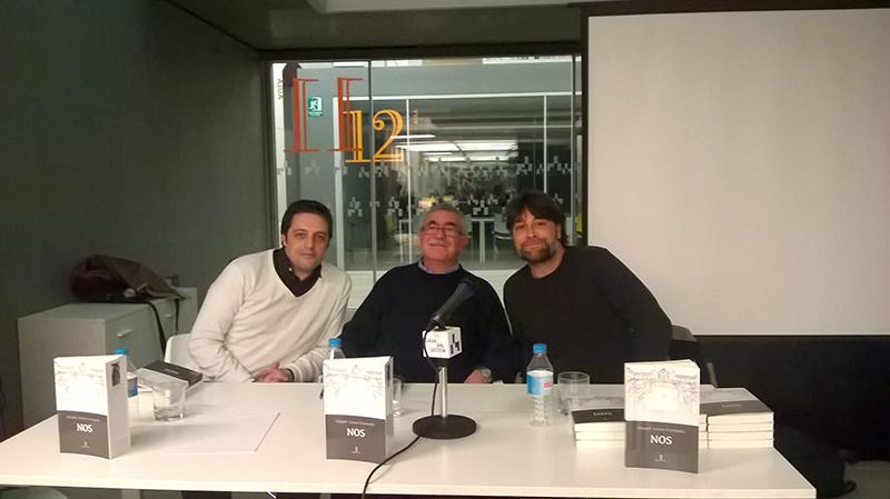 Nos - Miguel Arnas Coronado - Casa del Lector 02