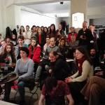 La distancia trazada entre dos cuerpos - Ana Carril - Madrid 05
