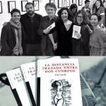 La distancia trazada entre dos cuerpos - Ana Carril - Madrid 06
