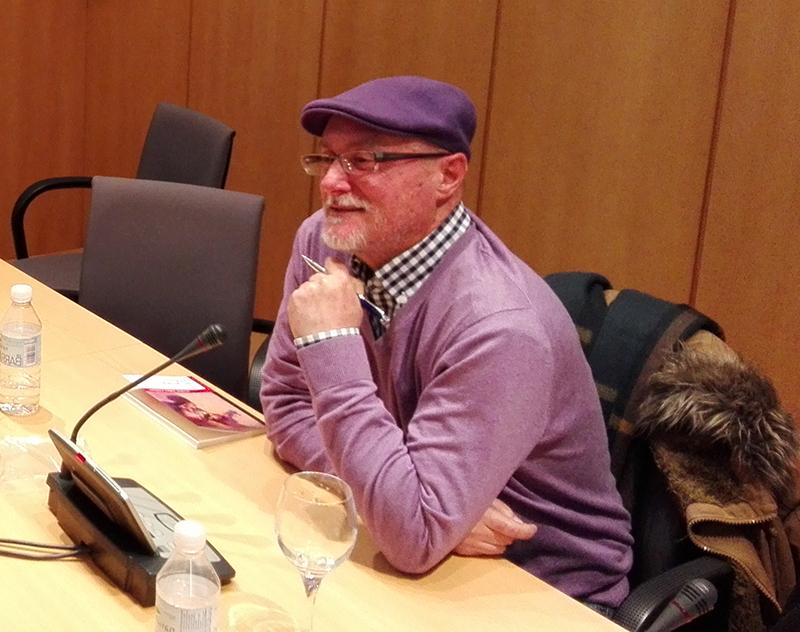 Entrevista a Fermín López Costero