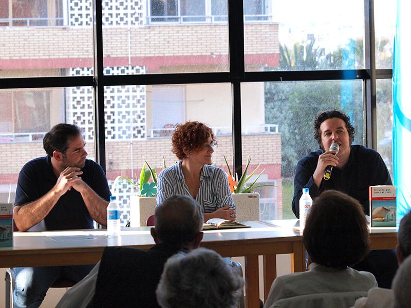 El ruido que haces al vivir - Mar Navarro - Cartagena 02