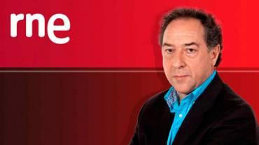 Jordi Navarro Fisas en La víspera del infinito (RNE)