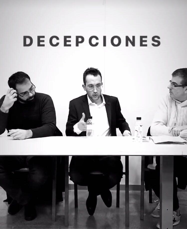 'Decepciones' en Barcelona y Sant Feliu de Codines