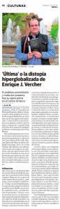 Última - Enrique Vercher - Ideal