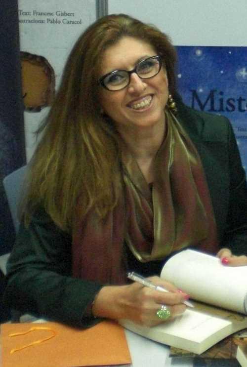 María Serralba, madrina en la XIII Feria de Empresarias de Pinoso