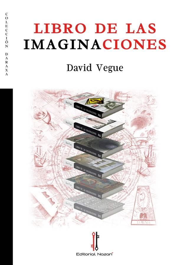 Libro de las imaginaciones - David Vegue
